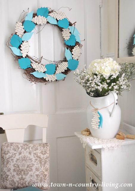 DIY Fall Wreath with Free Printable