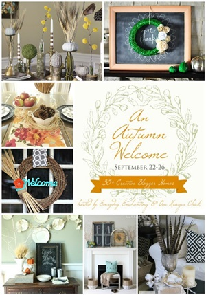Wednesday Fall Home Tours