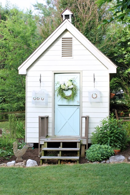 Charming Craft Shed
