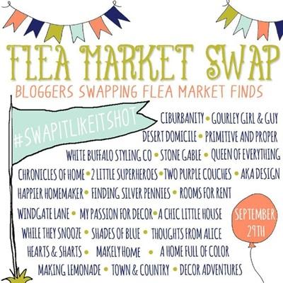 Flea Market Swap Challenge
