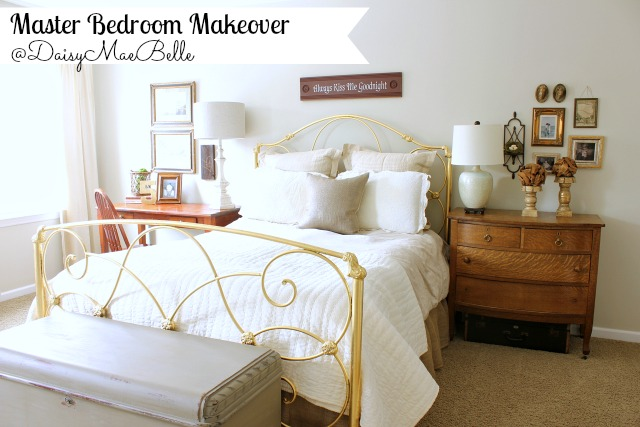 Master Bedroom at Daisy Mae Belle Blog