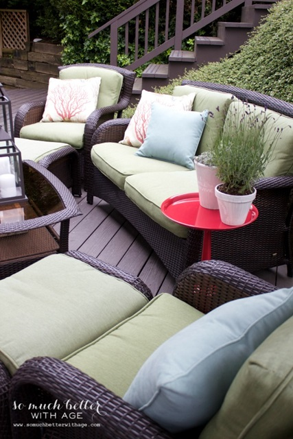 Outdoor Deck and Patio Furniture
