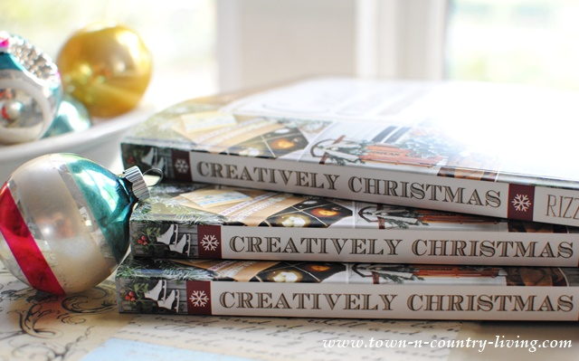 Creatively Christmas book by Jennifer Rizzo
