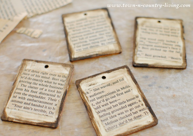 How to make simple place cards