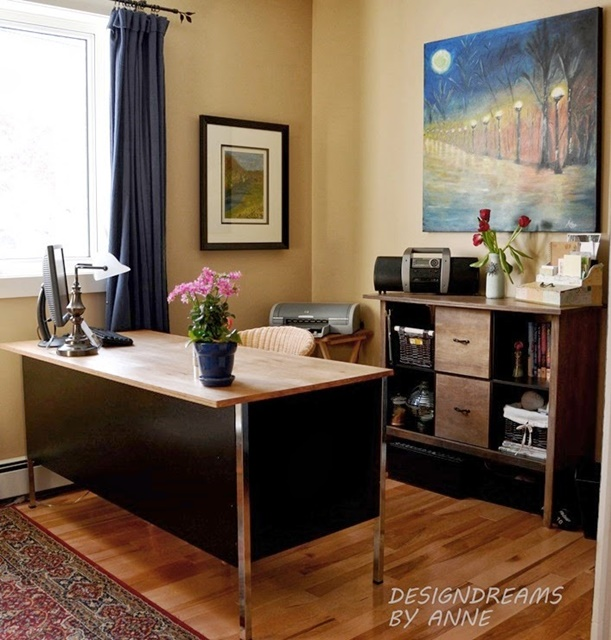 Office Space in Bungalow Home