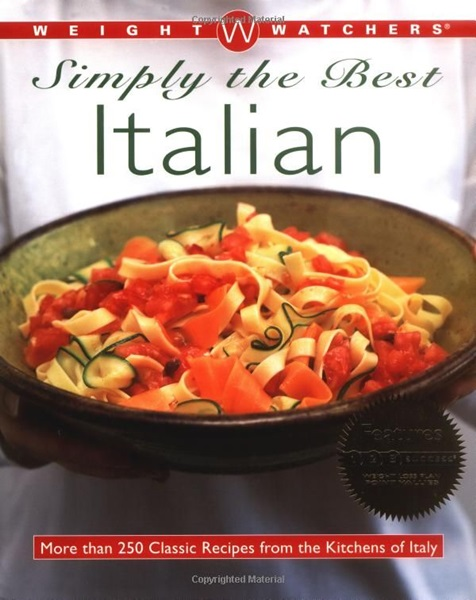 Simply the Best Italian Cookbook