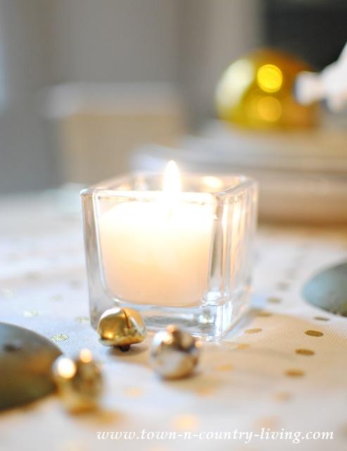 Christmas Candlelight and Jingle Bells