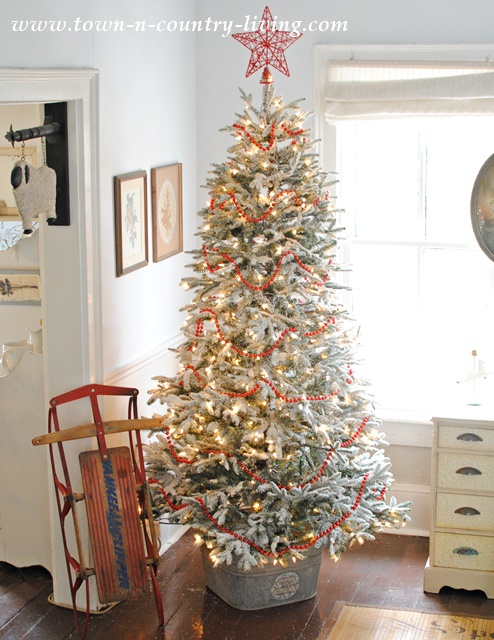 I M Dreaming Of A Vintage Christmas Town Amp Country Living