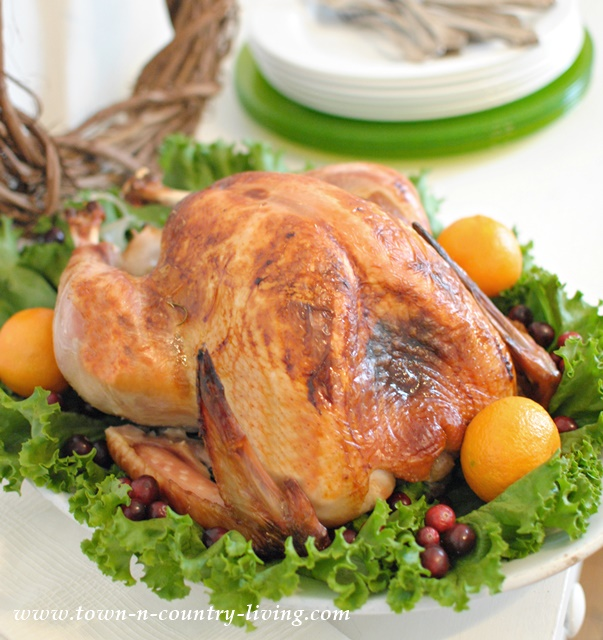 How to Brine a Turkey. You won't believe the difference, this turkey is super moist!