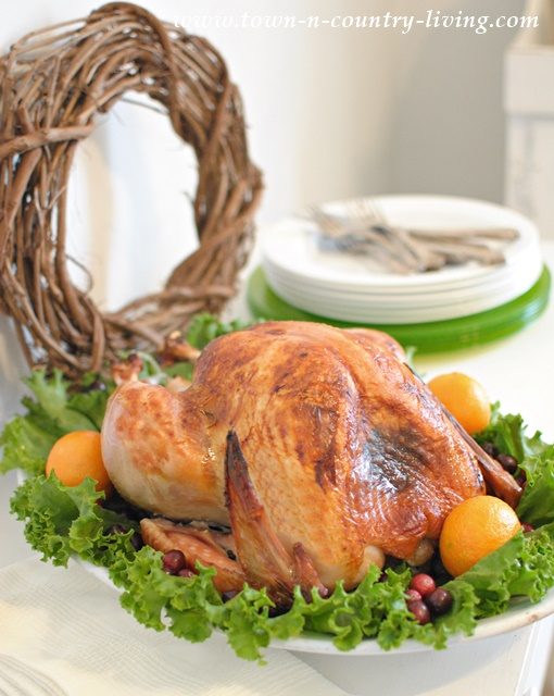 You won't believe how moist turkey can be when you first treat it with a brine bath.