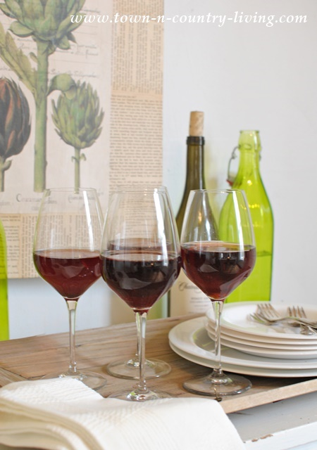 Sommelier Wine Glasses