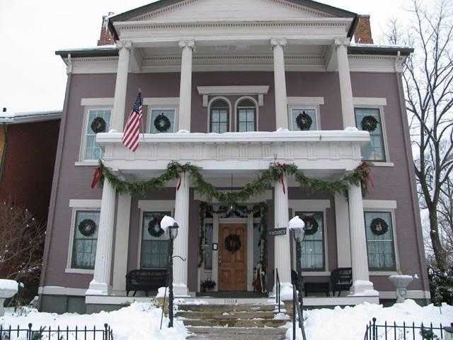 Annie Wiggins House in Galena, Illinois