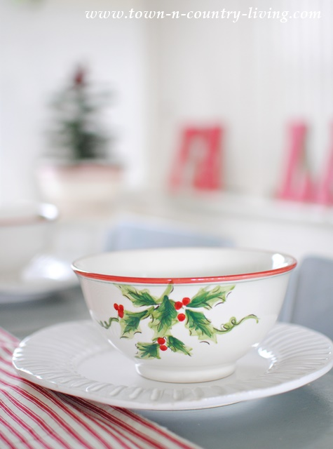 Christmas Bowls from Home Goods