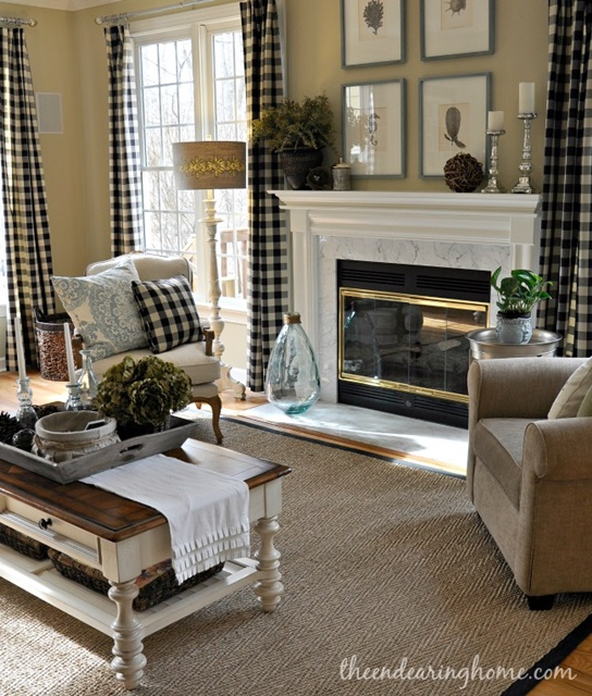 Charming Home Tour The Endearing Home Town Amp Country