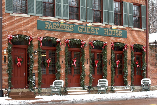 Farmers Guest House in Galena Illinois