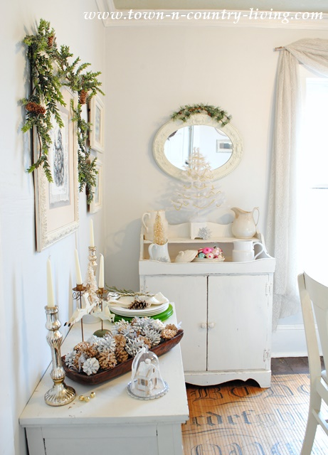 Farmhouse Dry Sink and Dining Buffet
