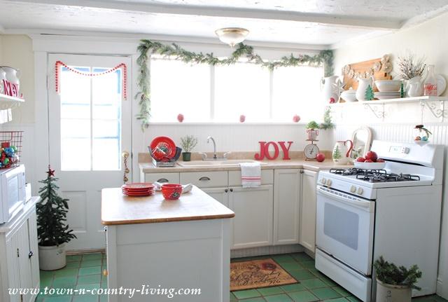 Scandinavian Inspired Farmhouse Kitchen