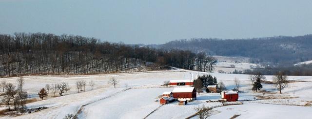 Countryside of Historic Galena Illinois