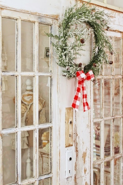Red And White Scandinavian Christmas Town Amp Country Living