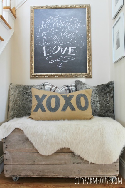 Anthropology Inspired Pillow by City Farmhouse