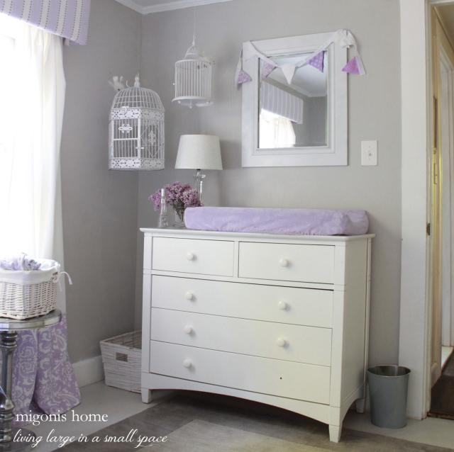 Nursery in Lavender