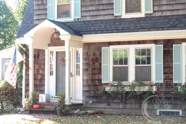 Nantucket style east coast home