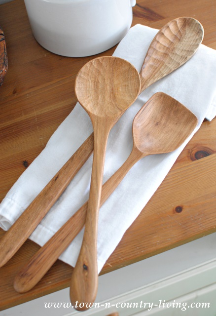 Handcrafted Wooden Spoons by Polder's Old World Market