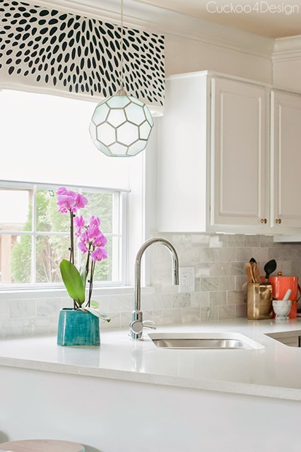 Bright traditional kitchen
