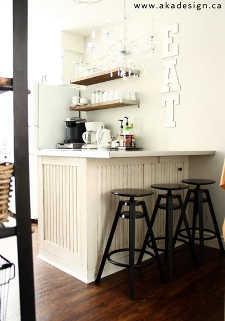 Cottage Breakfast Bar