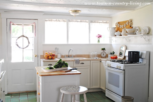 American Farmhouse Kitchen