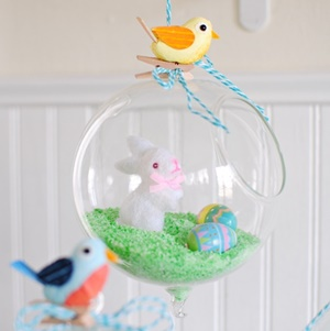 Easter Globes