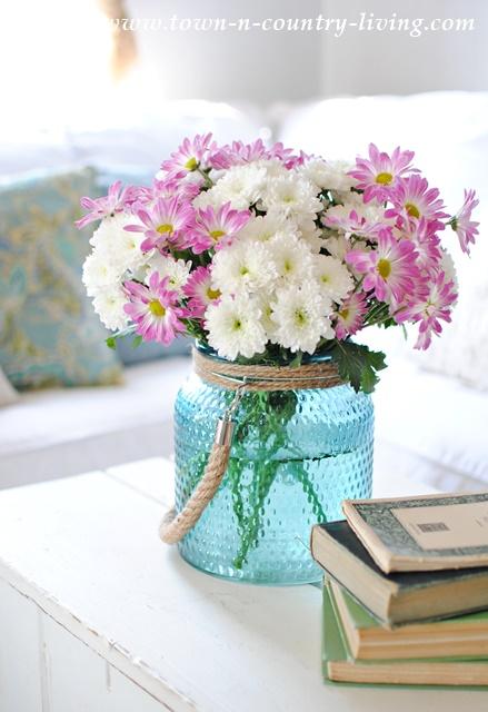 Farmhouse Style Flowers