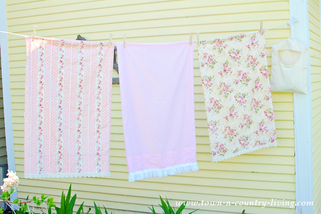 How to have fresh smelling laundry