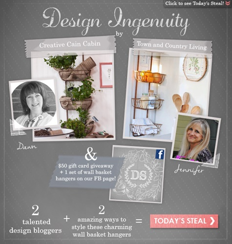 Design Ingenuity Event with Decor Steals