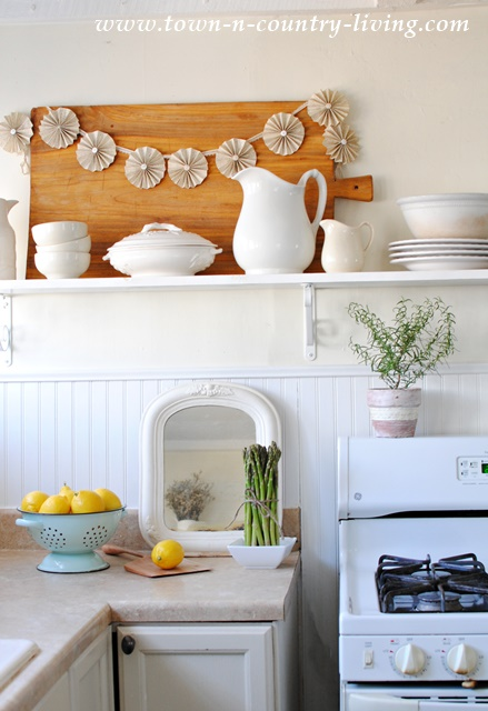 Elements of a Farmhouse Kitchen