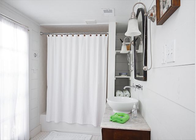 Cottage Master Bathroom