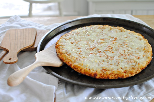 Cheese Pizza from Tony's