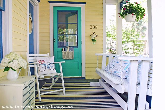 Farmhouse Porch