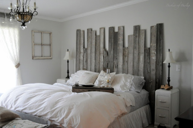 Shabby Chic Farmhouse Bedroom