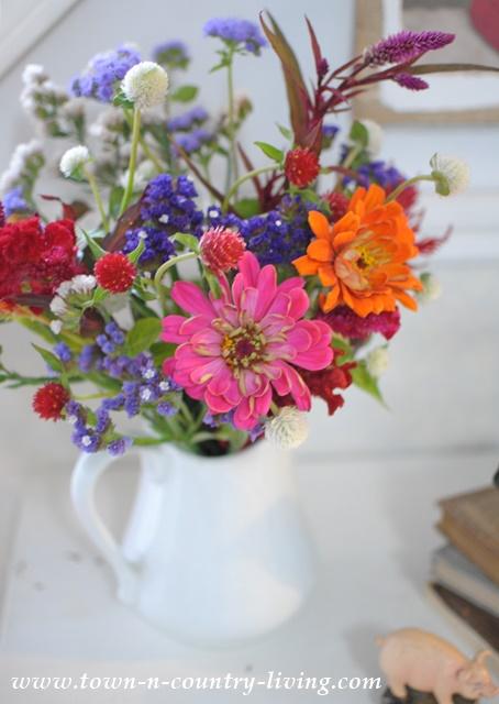 Bouquet of Farm Fresh Flowers