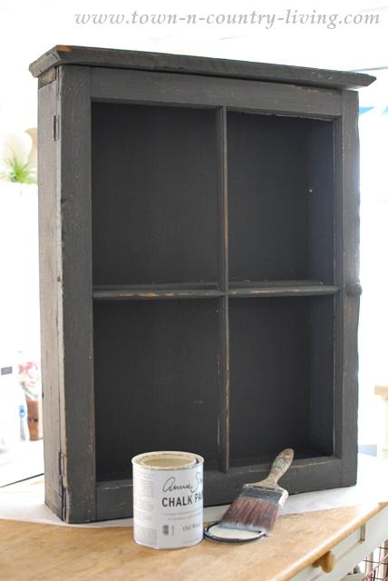 Vintage Farmhouse Cabinet