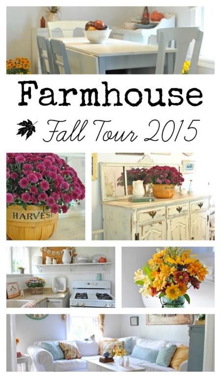 Farmhouse Fall Tour