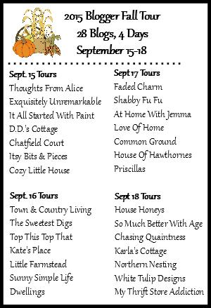 Fall Home Tours