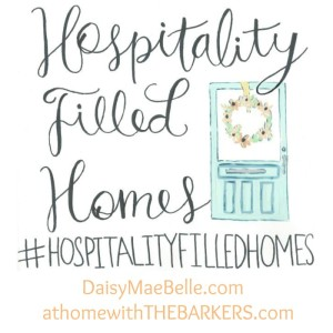Hospitality Filled Homes