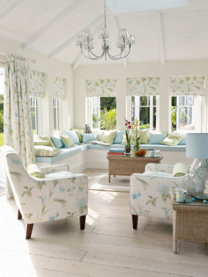Decorating with Soft Colors