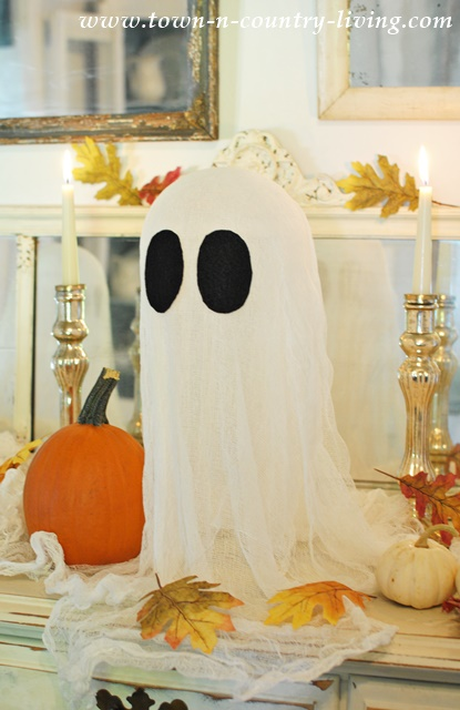 Best DIY Halloween Ghosts Ever!