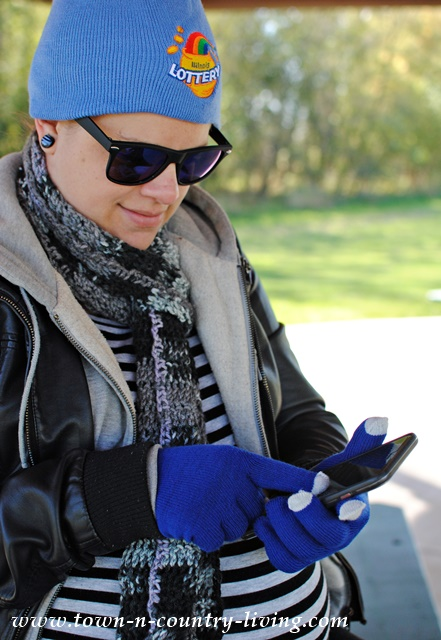Touch Gloves for Smartphones