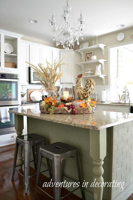 Customized kitchen island