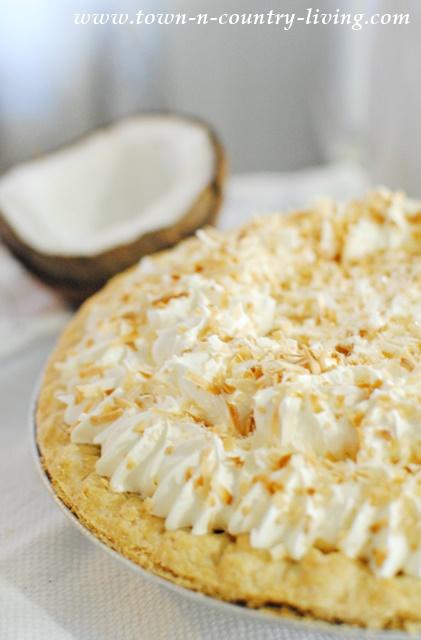 Coconut Cream Pie by Marie Callender's Desserts