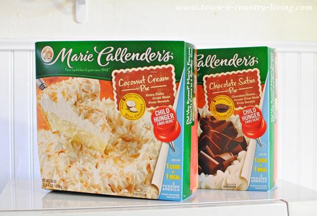 Marie Callneder's Cream Pies